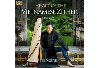 Tri Nguyen - The Art of the Vietnamese Zither  - (CD)