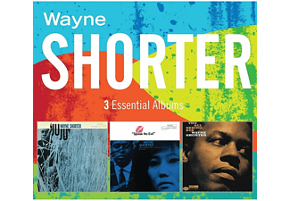 Wayne Shorter - 3 Essential Albums (CD)