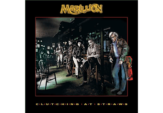 Marillion - Clutching At Straws (2018 Re-Mix)  - (CD)
