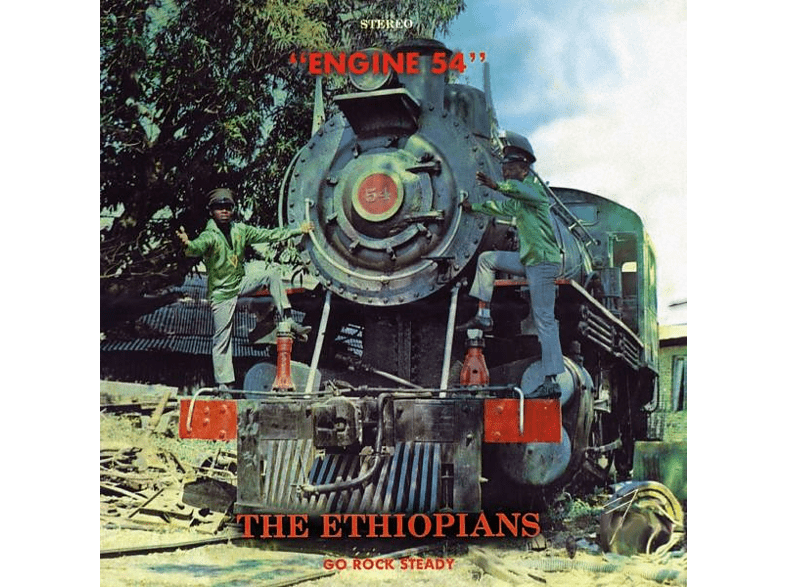 The Ethiopians - Engine 54 (Expanded Edition) [CD]