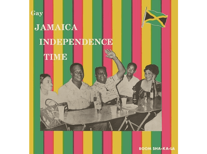 VARIOUS - Gay Jamaica Independence Time (30 Bonustracks) [CD]