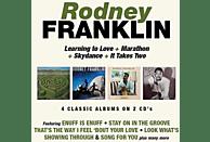 Rodney Franklin - Learning To Love/Marathon/...(2CD Exp.Edt.) [CD]