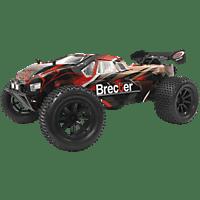 JAMARA RC Truggy 1:10 BL LiPo RC Fahrzeug, Schwarz/Rot