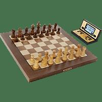 MILLENNIUM 2000 Chess Genius Exclusive Elektronisches Schachbrett, Mehrfarbig
