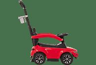 JAMARA KIDS VW T-Roc 3in1 Rutscher, Rot/Schwarz