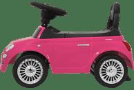 JAMARA KIDS Fiat 500 Rutscher, Pink/Schwarz