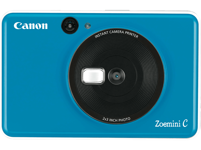 CANON Zoemini C Sofortbildkamera, Blau