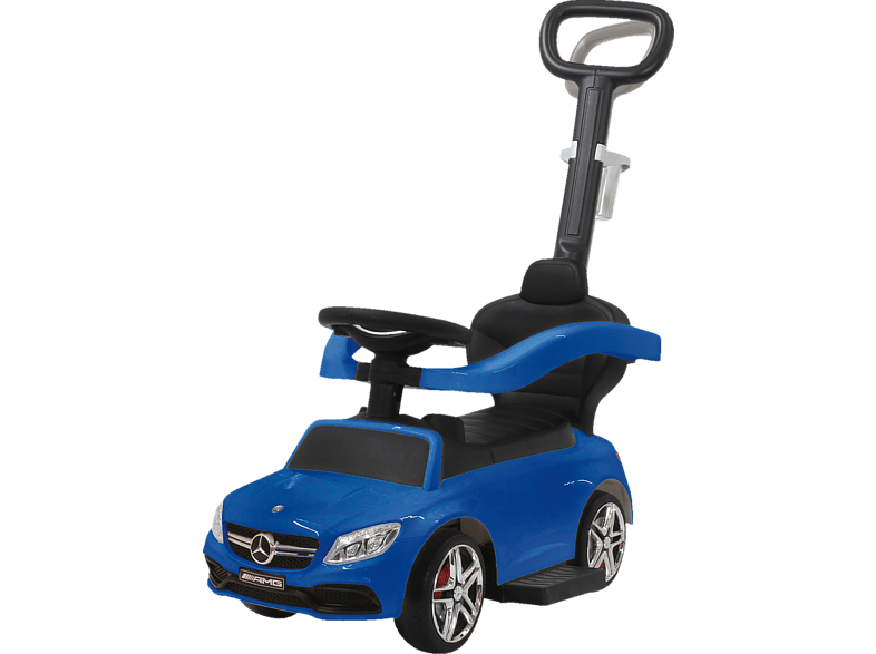 JAMARA KIDS Mercedes AMG C63 3in1 Rutscher, Blau/Schwarz