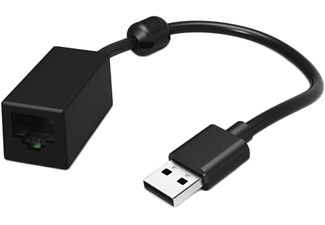 HAMA USB Ethernet adapter (10/100 MBPS - USB 2.0) (177102)