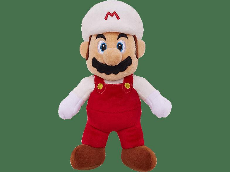 JAKKSPACIFIC Fire Mario Plüsch 20cm