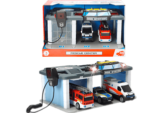 DICKIE TOYS Rescue Center Spielset Mehrfarbig