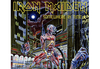 Iron Maiden - Somewhere In Time (Remastered) (CD)