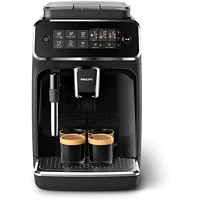 PHILIPS Serie 3200 Kaffeevollautomat EP3221/40, klavierlack-schwarz