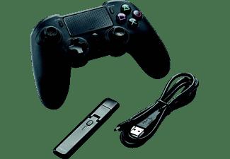 NACON PS4 Asymmetric Wireless Controller Controller Schwarz