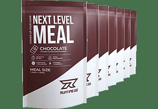 RUNTIME GG Next Level Meal Chocolate Pulver, Weiß