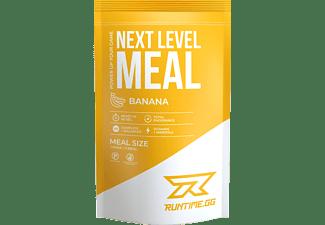 RUNTIME GG Next Level Meal Banana Pulver, Weiß