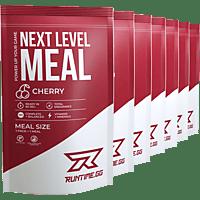 RUNTIME GG Next Level Meal Cherry Pulver, Weiß