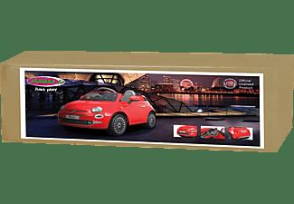 JAMARA KIDS Fiat 500 Ride-on Blau