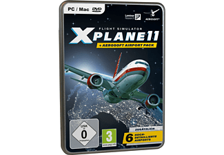 Aerosoft Xplane 11 +  Aerosoft Pack - [PC]
