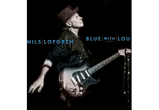 Nils Lofgren - BLUE WITH LOU  - (CD)
