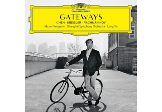 Shanghai Symphony Orchestra, Maxim Vengerov, Yu Long - Gateways - (CD)