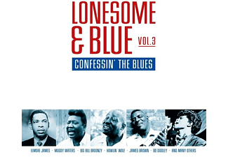 VARIOUS - Lonesome & Blue 3  - (Vinyl)