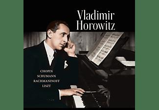 Vladimir Horowitz - Vladimir Horowitz Plays  - (Vinyl)