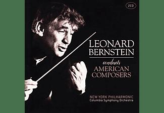 Leonard Bernstein - Leonard Bernstein Conducts American Composers  - (CD)