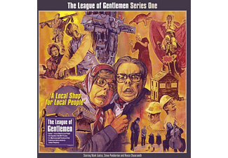 The League Of Gentlemen - SERIES ONE 'A LOCAL SHOP FOR LOCAL PEOPLE'  - (Vinyl)
