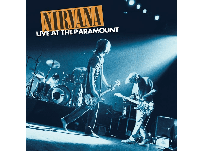 Nirvana - Live at the Paramount Vinyl