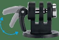 PGYTECH P-18C-032, Halterung, Schwarz, passend für GoPro und weitere Action Kameras (benötigt den PGYTECH Adapter oder die DJI Zubehörbefestigung P3 zur direkten Befestigung am OSMO Pocket)