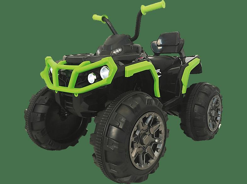 JAMARA KIDS Protector Quad Grün Ride-On, Schwarz/Grün
