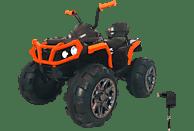 JAMARA KIDS Protector Quad Orange Ride-On, Schwarz/Orange