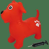 JAMARA KIDS Hund Hüpftier, Rot