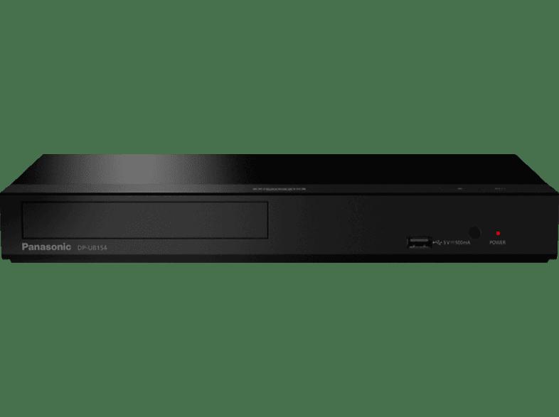 PANASONIC DP-UB 154 EG-K Ultra HD Blu-ray Player (Schwarz)