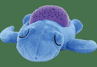 JAMARA KIDS Sternenlicht Schildkröte Plüschtier, Blau
