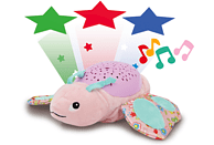 JAMARA KIDS Sternenlicht Schmetterling Plüschtier, Rosa