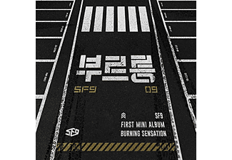 SF9 - Burning Sensation (CD)