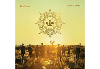 SF9 - Knights of the Sun (CD)