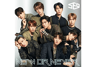SF9 - Now or Never (CD)
