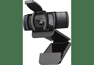 LOGITECH Webcam HD Pro C920S, schwarz (960-001252)