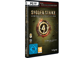 Sudden Strike 4: Complete Collection - [PC]