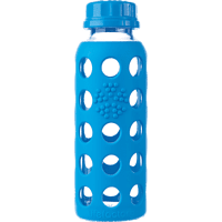 LIFEFACTORY 13967 Trinkflasche Kobaltblau