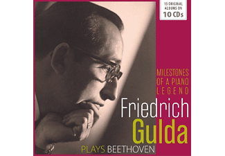 Friedrich Gulda - Gulda plays Beethoven CD