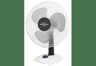 Ventilador sobremesa - Orbegozo TF0143, 50W, Oscilación, 3 Velocidades