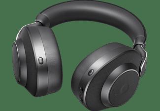 JABRA Elite 85h, Over-ear Kopfhörer Bluetooth Titanium/Schwarz