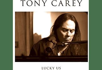 Tony Carey - Lucky Us  - (CD)