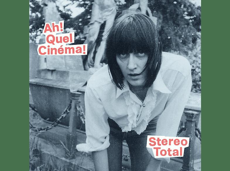 Stereo Total - Ah! Quel Cinéma! [CD]