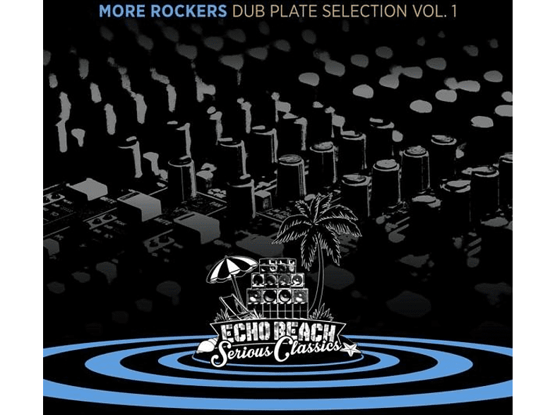 More Rockers - DUB PLATE SELECTION 1 [CD]