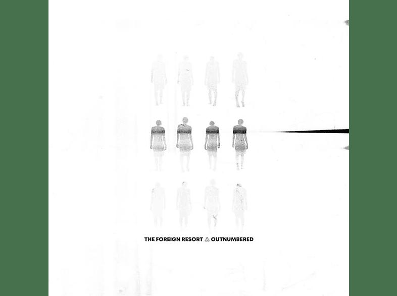 The Foreign Resort - OUTNUMBERED (WHITE VINYL) [Vinyl]